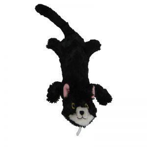 Flat-Cat-Black