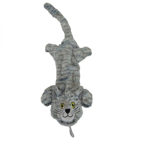Flat-Cat-Grey